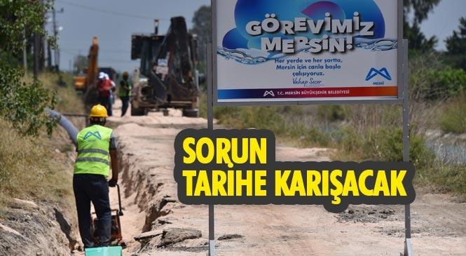 Mersin Silifke Taşucu'nun Altyapı Sorunu Çözüme Kavuşuyor: Bölgenin Kanalizasyon Sorunu Tarihe Karışacak