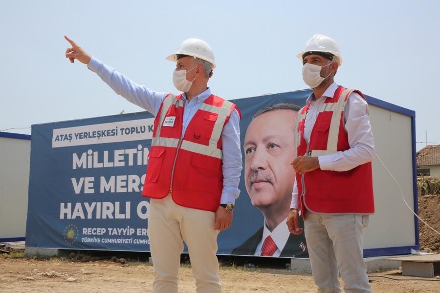 Akdeniz Belediye Başkanı Mustafa Gültak; ''Sadece 2 Yıl İçinde Mersin ve Akdeniz'de İnanılmaz Değişimlere İmza Atacağız''