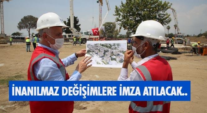 """Akdeniz Belediye Başkanı Mustafa Gültak; """"Sadece 2 Yıl İçinde Mersin ve Akdeniz'de İnanılmaz Değişimlere İmza Atacağız"""""""