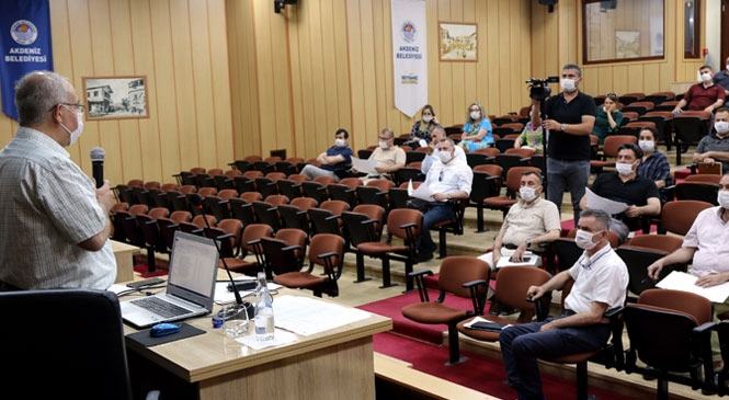 """Akdeniz Belediyesi """"Beyaz Masa"""" Kuruyor! Talep, Öneri ve Şikayetler Dijital Ortamdan Alınacak"""
