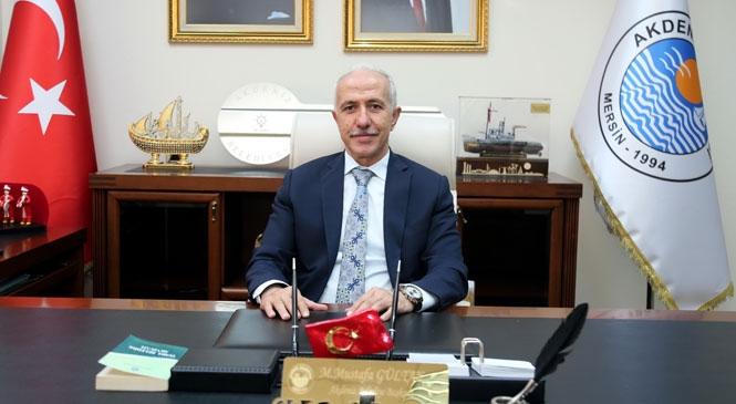 Akdeniz Belediye Başkanı Gültak'tan Mersinlilere Çağrı: Hafta Sonu Çocuklarımızın Olsun!