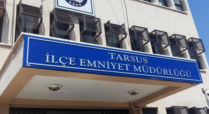 Mersin Tarsus'ta 3 Bin 775 Araç Kontrol Edildi ve Toplam 75 Bin 257 TL Cezai İşlem Uygulandı