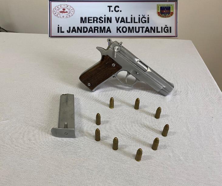 Mersin'de Jandarma ve Diğer Kolluk Kuvvetlerince Farklı Tarihlerde Yapılan Fuhuş Operasyonu İle Yakalanan 7 Kişiden 3'ü Tutuklandı