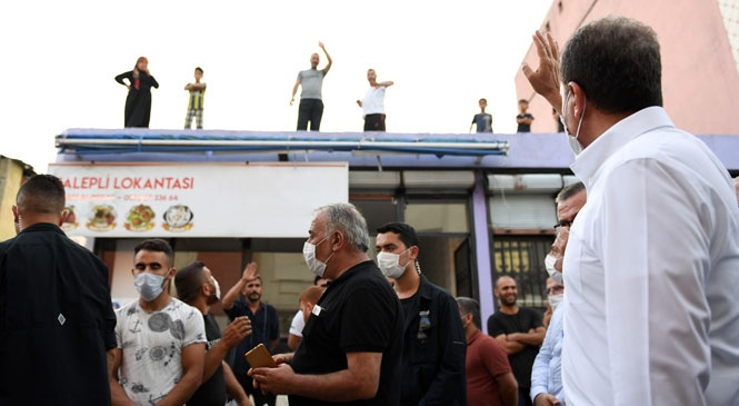 MESKİ'nin Yatırımı İle Çay ve Çilek Mahallelerinin Su Sorunu Ortadan Kalkacak