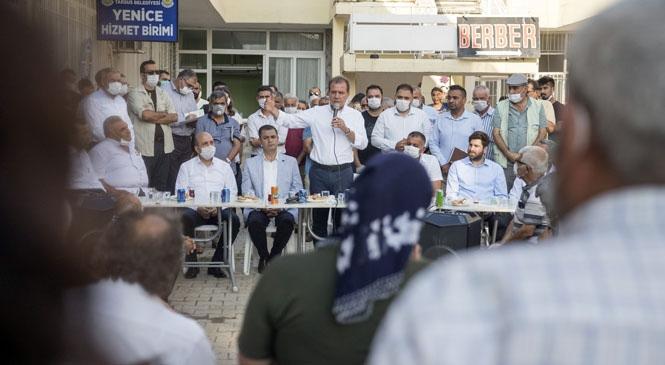 Atgirmez Mahallesi, Bu Yıl Bitmeden Kanalizasyon Sistemine Kavuşacak! Türkiye'nin İlk Ücretsiz LGS Hazırlık Kursu Yenice'de Açılacak