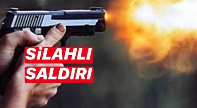 Mersin Tarsus'ta Lokantaya Gece Yarısı Silahlı Saldırı: 4 Müşteri Yaralandı