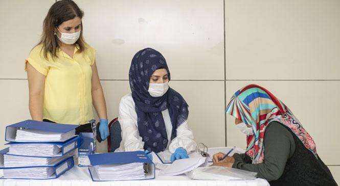Mersin'de 121 Kadın Personel Daha Evde Değil, Hayatın İçinde Olacak! Mersin Büyükşehir Belediyesi Bir Kez Daha Kadın Emeğine Öncelik