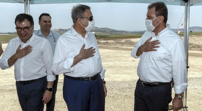 """Tarsus OSB'ye Sanayi Yatırımcılarının İlgisi Yoğun! Başkan Seçer: """"Yatırımcıyı Baş Tacı Olarak Görüyoruz"""""""