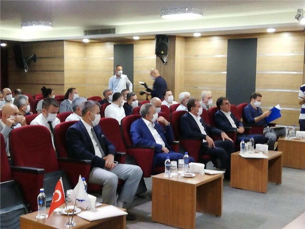 Tarsus OSB ve MTOSB Arasında ''Kardeş OSB'' Protokolü İmzalandı