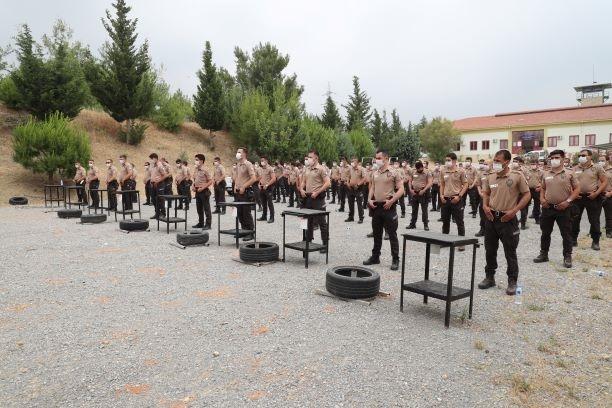 Mersin'de Bekçilere Geliştirme Eğitimi