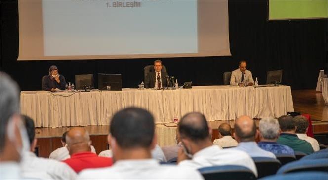 """Mersin Büyükşehir Belediye Başkanı Seçer: """"Mağduriyeti Mersin Halkı Yaşar"""""""
