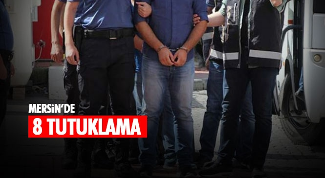 Mersin'de Dolandırıcılara Göz Açtırılmıyor! Sahte Bahis Kuponu İle Dolandırıcılık Yapanlar Mahkemeye Çıktı