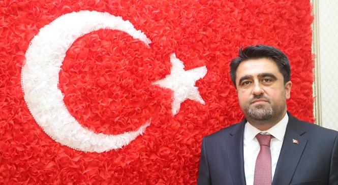 """AK Parti Mersin İl Başkanı Cesim Ercik """"81 Milyon Tek Yürek Oldu"""""""