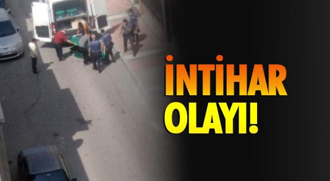 Mersin Toroslar Nusratiye Mahallesinde İntihar Olayı! Tarsuslu İş İnsanı Mersin'de İntihar Etti