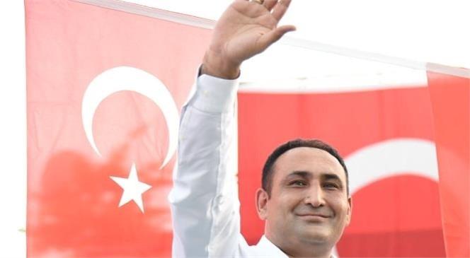 """Başkan Yılmaz; """"Türk Milleti, İstiklaline ve İstikbaline Her Zaman Sahip Çıkacaktır"""""""