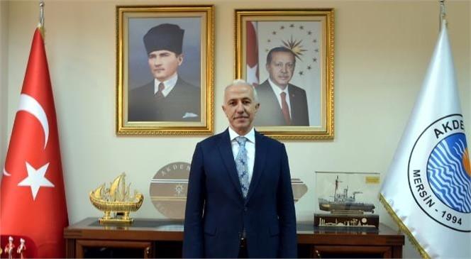 """Akdeniz Belediye Başkanı Gültak: """"15 Temmuz Direnişi, Tarih Boyunca Unutulmayacak Bir Destandır"""""""