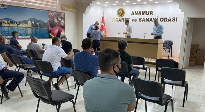 Mersin Büyükşehir'den Personele Yeni Normalleşmede 3 Boyutlu Eğitim