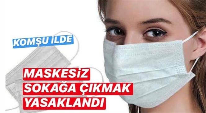 Adana ve Hatay'da Maskesiz Sokağa Çıkma Yasaklandı
