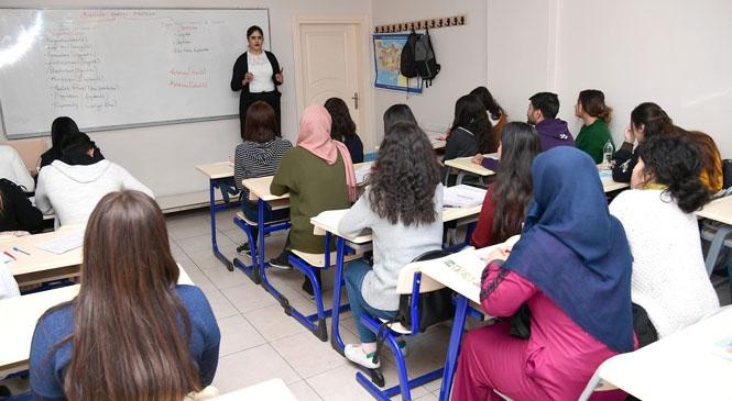 Mersin'de Destek Alan 4 Bin 334 Öğrencinin 124'ü Türkiye'de İlk 50 Binde