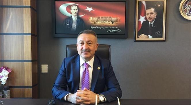 """Milletvekili Özkan, """"Kurban Bayramımızı Kutluyorum"""""""