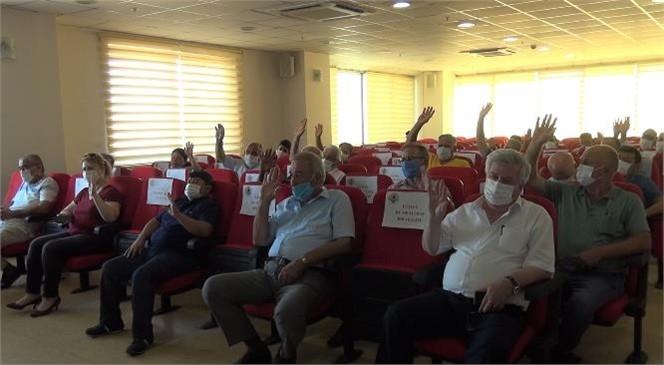 Erdemli Belediyesi, Ağustos Ayı Meclis Toplantısını Gerçekleştirdi