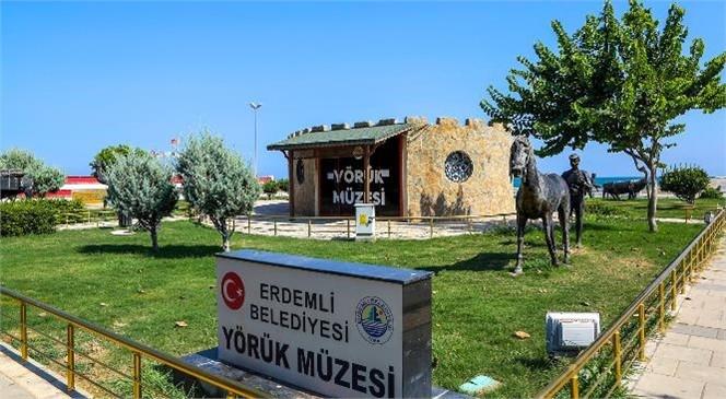 Mersin'de Yörük Müzesi Açıldı: Erdemli Belediyesi Yörük Müzesini Açtı