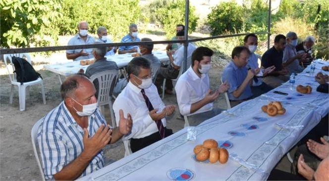 Şehit Er Mustafa Dağlı İçin Dualar Okundu