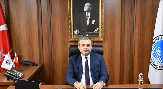 Başkan Seçer, MESKİ Genel Müdürlüğü'ne İrfan Korkmaz'ı Vekaleten Atadı