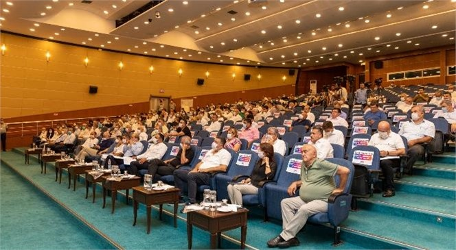 Mersin Büyükşehir Belediyesinin Üniversitelerle Proje Yapma Yetkisinin Seçer'e Verilmesi Teklifi Oy Çokluğuyla Reddedildi