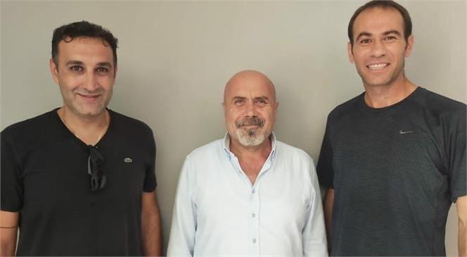 Mersin Büyükşehir Belediyesi Gsk, Kadrosunu Güçlendiriyor