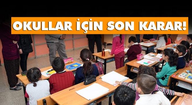 Okullar Ne Zaman Açılıyor Sorusu Yanıtını Buldu! 31 Ağustos Günü Açılacağı Söylenen Okullar Hakkında Son Kararı Bakan Selçuk Açıkladı!