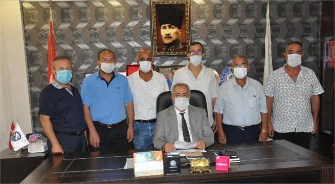 Mersin'de Faaliyet Gösteren Oyuna Yasaklı Kahvehaneler Kapanma Tehlikesiyle Karşı Karşıya
