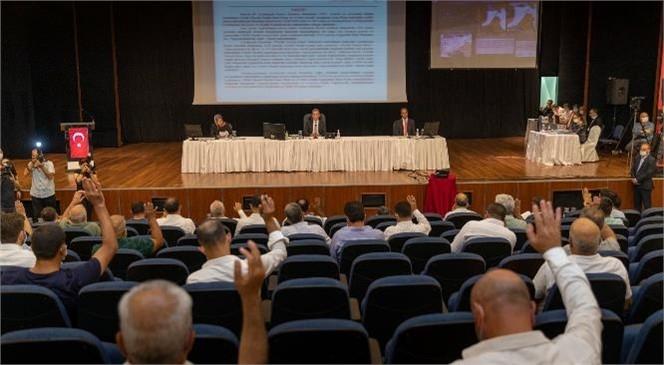 Büyükşehir Belediye Meclisi'nin Ağustos Ayı 2. Birleşimi Yapıldı