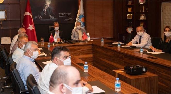 Mersin Büyükşehir ve Mersin ESOB İşbirliği İle Türkiye'de Bir İlk: MESDEM