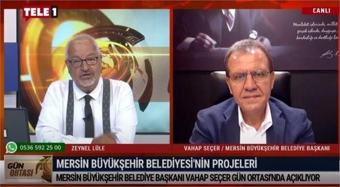"""Başkan Seçer'den Metro İhalesi Açıklaması: """"Bu Hafta Sonuna Kadar İhaleye Çıkmış Olacağız"""""""