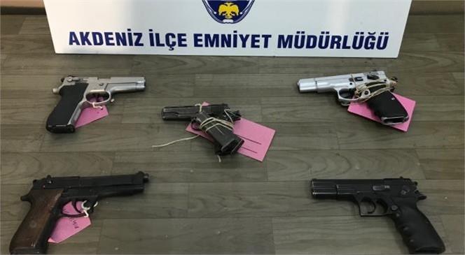 Mersin Polisi Suçla Mücadeleye Aralıksız Devam Ediyor