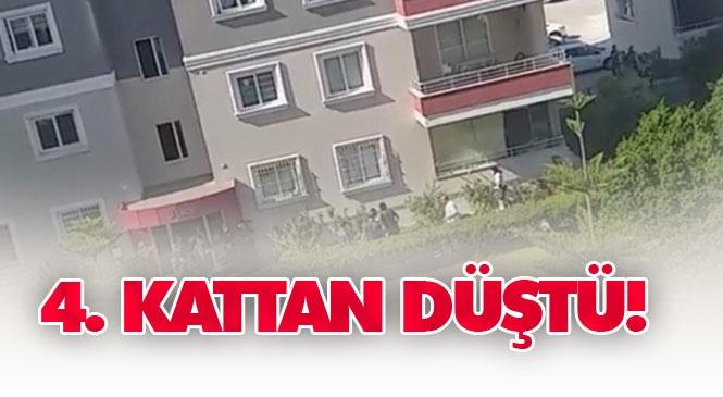 Mersin Tarsus'ta 4. Kattan Düşen Sezer Baykal İsimli Kadın Yaşamını Yitirdi