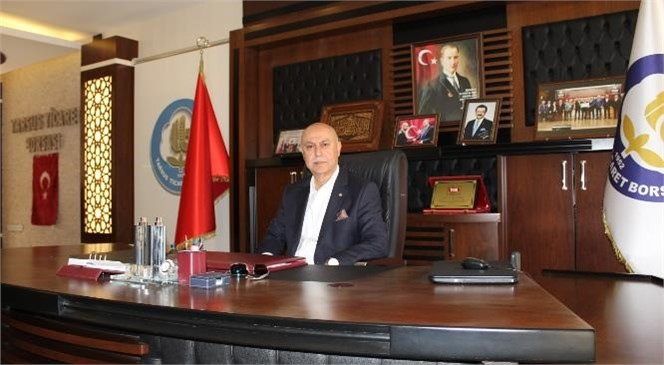 Tarsus Ticaret Borsasından 30 Ağustos Zafer Bayramı