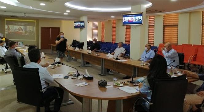 Tarsus Ticaret Borsasının, Ağustos Ayı Meclis Toplantısında Yeni Sezon Çırçır Çekme Ücretleri Belirlendi.
