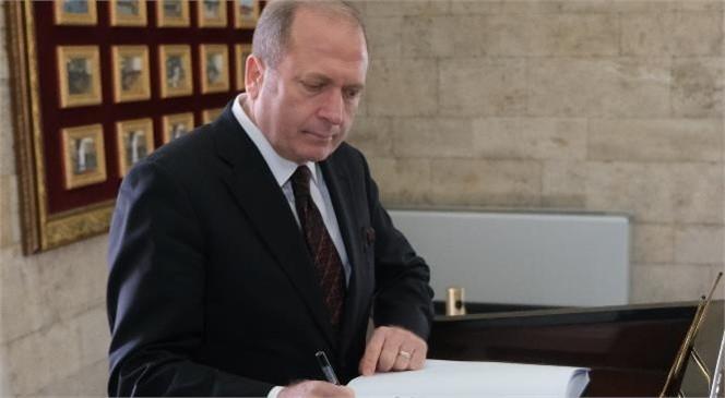 Ankara Tarsuslular Derneği (TADER) Genel Başkanı Semih Özsu ''30 Ağustos Zafer Bayramı'' Nedeniyle Bir Mesaj Yayımladı