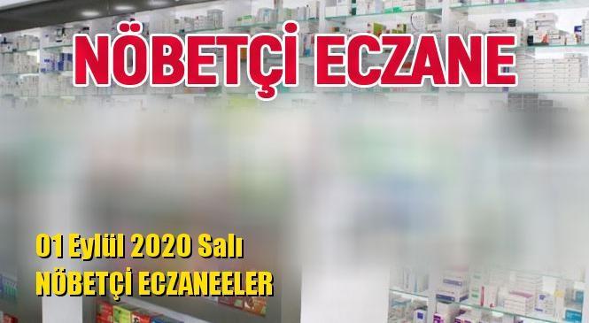 Mersin Nöbetçi Eczaneler 01 Eylül 2020 Salı