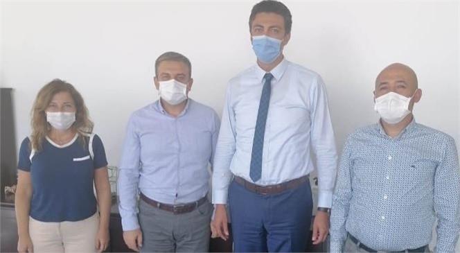 MESKİ Genel Müdürlüğü Temsilcileri, İlbank A.Ş. Yetkilileriyle Bir Araya Geldi