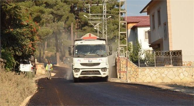 Yaylacıların Yol Sorununu Mersin Büyükşehir Çözdü