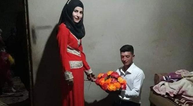 Mersin Silifke'de 17 Yaşındaki 4 Aylık Hamile Eşini Tüfekle Öldüren Zanlı Tutuklandı