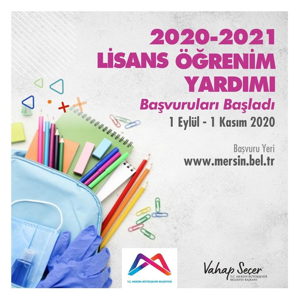 Öğrenim Yardımı Başvurusu Başladı! Mersin Büyükşehir Belediyesi Öğrenim Yardımı Başvuruları Nereden ve Nasıl Yapılır?