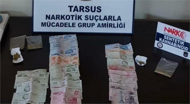 Tarsus Narkotik Polisi 7/24 Durmaksızın Çalışıyor