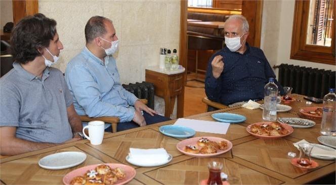 """Akdeniz Belediye Başkanı Gültak'tan Çağrı: """"Tarihi Mersin Evlerini Yaşatalım"""""""