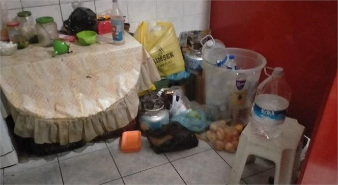Yenişehir Belediyesinden Sahte İçki Operasyonu