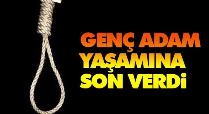 Mersin Tarsus'ta İntihar Olayı! 3 Çocuk Babası Genç Adam İntihar Etti