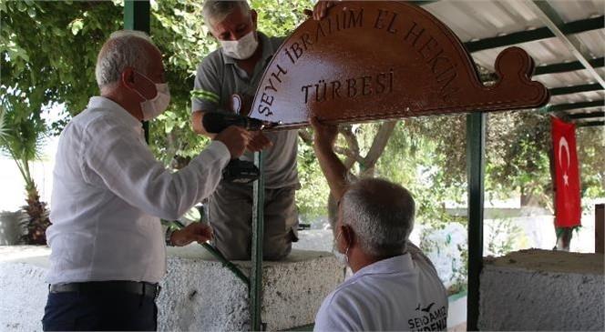 Akdeniz Belediye Başkanı Gültak, Adanalıoğlu'nda Muhtarlar ve Vatandaşları Dinledi